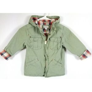 Genuine Kids By Oshkosh Jacket